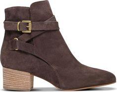 CARVELA - Spartan suede ankle boots | Selfridges.com