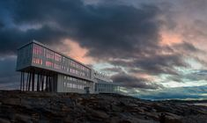 A Complete Guide to Fogo Island, Newfoundland - Travel Bliss Now Fogo Island Newfoundland, Newfoundland Canada, Newfoundland And Labrador, Fogo Island Inn, Bleak House, Travel Oklahoma, Canadian Rockies, Boat Tours, New York Travel