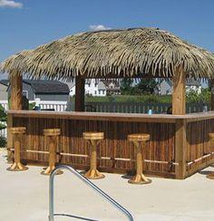 Why not a tiki bar?