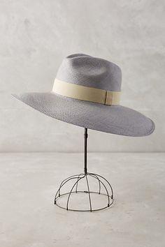 Hacienda Rancher Panama hat by GVITERI #anthropologie