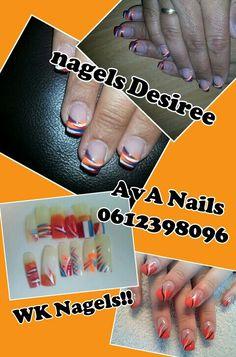 Wk nagels Desiree