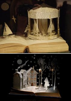 Fairytale (Not that I could ever bear to so mutilate a book)