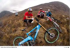 Hans Rey and Steve Peat: On the Most Terrifying Mountain Bike Trail On Earth [VIDEO] Earth Gif, Earth Video, Bikes Direct, Montain Bike, Mountain Bike Trails, Bike Accessories, Adventure Awaits, Cool Bikes, Kayaking