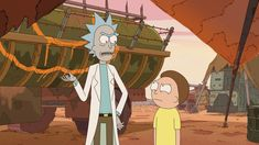 Rick and Morty creators explain whats going on with shows fourth season