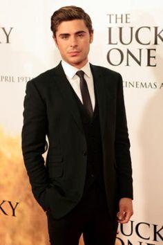 Zac Efron..