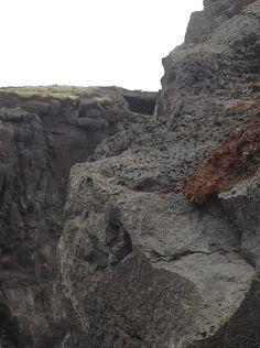 Iceland's barren landscapes