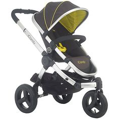 iCandy Peach All Terrain Jogger with Silver Chassis & Toucan Hood http://www.parentideal.co.uk/john-lewis---icandy-peach-3-pushchair.html