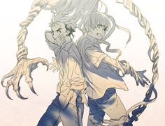 Kei and Kai Ajin Anime, Manga Anime, Anime Art, Kagami Kuroko, Demi Human, Estilo Anime, Another Anime, Kaito, Tokyo Ghoul