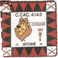 Companhia de Caçadores 4143 Guiné 1972/1974