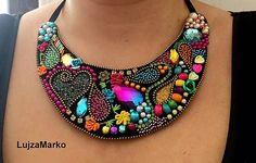 LujzaMarko / Gypsy náhrdelník