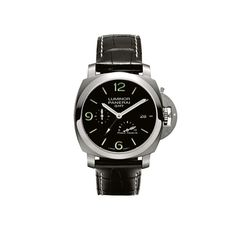 Panerai Luminor 1950 GMT 44MM Stainless Steel Watch