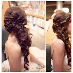 Could be my wedding hair