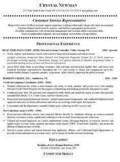 Sample Resume For Nurse Tech   Sample Customer Service Resume SlideShare click to enlarge  Peace Corps Education