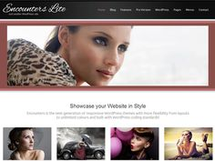 Encounters is an exceptionally robust theme designed to be the next generation of style and functionality. Totally responsive with Bootstrap for your favourite mobile device, this theme can encompass a massive array of incredible possibilities. You get features like Unlimited Colours, 3 blog layouts, social networking, custom styled WP Gallery, an gorgeous showcase header, 9 page templates #Wordpress #WordpressTheme #FreeWordpressTheme