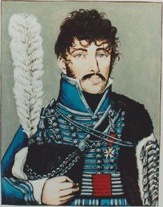 Capitaine Moffarts, 5e Hussards