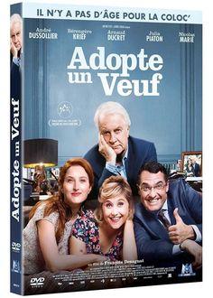 Adopte un veuf: Amazon.fr: André Dussollier, Bérengère Krief, Arnaud Ducret…