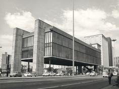 MASP : Museu de Arte de São Paulo : São Paulo Museum of Art | Lina Bo Bardi
