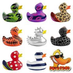 Neue Bud Ducks