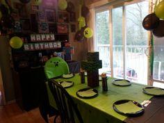 DIII's Birthday Party