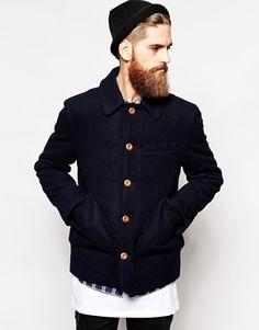 Ingrandisci Parka London - Eli - Giacca di lana
