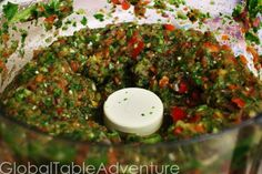 Sazon/Sofrito (Fresh Veggie Seasoning Base)