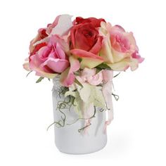 Mother's Day Floral Bouquet by Beth Reames.
