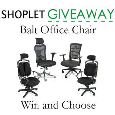 WIN A Balt Office Chair of your Choice! | Shoplet Blog