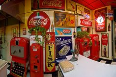 vintage coke signs | Recent Photos The Commons Getty Collection Galleries World Map App ...