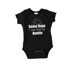 24 Mos onepiece Asst.colors Newborn LIFE IS GOOD WITH AUNT AND UNCLE LIKE MINE