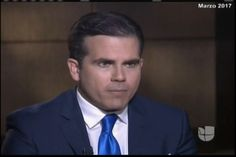 Al Punto Con Jorge Ramos: Entrevista Al Gobernador Ricardo Rosselló Sobre Crisis En Puerto Rico