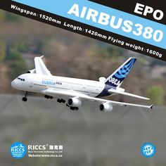 Free shipping A380 6CH RC airplanes aircraft model A380 airbus remote control electric model EPO  Price: 719.00 & FREE Shipping #computers #shopping #electronics #home #garden #LED #mobiles #rc #security #toys #bargain #coolstuff |#headphones #bluetooth #gifts #xmas #happybirthday #fun Radio Control, Rc Cars, Airplanes, Mobiles, Computers, Remote, Bluetooth, Aircraft, Headphones