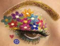 Flower power, 60's-70's party                              …