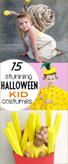 15 Kid Costumes.  Ad