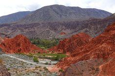 Camino de los Colorados. Purmamarca. Jujuy. Argentina.