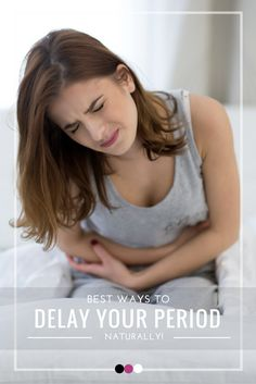 Wondering how to delay your periods naturally? Follow these quick & effective tips!