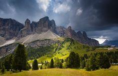 Dolomites After Storm  Dolomites, Italy