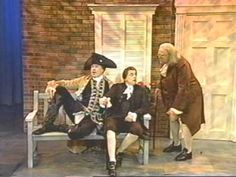 1776 - The Lees of Old Virginia.  Broadway revival cast.