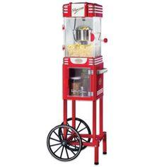 Nostalgia Electrics™ Retro Series Compact Kettle Popcorn Maker - BedBathandBeyond.com