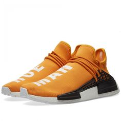 PHARRELL WILLIAMS X ADIDAS NMD 'HUMAN RACE' – 'TANGERINE'