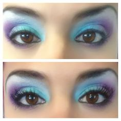 SHOP YOUNIQUE today. .ALL NATURAL MAKEUP!! Younique Pigments in REGAL(purple) and heavenly(BLUE). .ANd the AWESOME 3D mascara.. All natural makeup!! The pigments come in 32 colors(MATTE and SHIMMER) Top pic is with Maybellines MEGA PLUSH LASH Mascara(Egh) and the bottom pic with the AMAZING 3D lash Mascara(OMG!!)!! I never need fake lashes AGAIN!!! $29 and soooo worth it!!! GET IT HERE https://www.youniqueproducts.com/LisaFrazer/party/1711329/view