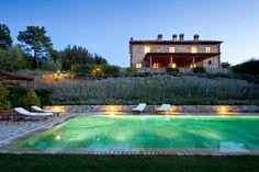 Villa Alba : Montalcino Area : Tuscany Villas - Italy Villas