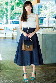 Women S Fashion Dresses Refferal: 7242956028 Fashion Moda, Girl Fashion, Womens Fashion, Harajuku Fashion, Japan Fashion, Vintage Red Dress, Vintage Outfits, Modest Fashion, Women's Fashion Dresses
