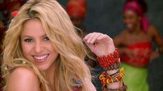 Brazília Portal Shakira - Shakira - Waka Waka (tentoraz pre Afriku)