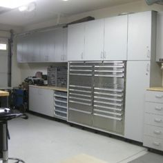 white metal gorta 6 piece storage cabinet set with reloading bench archive calguns throughout costco garage