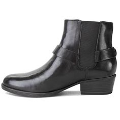Magasított cipők TAMARIS - 1-25351-25 Black 001 9602281769