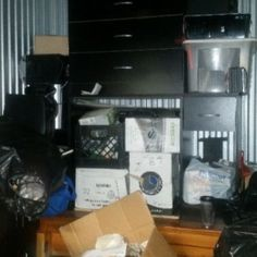 10x10. Bags, boxes, furniture and other miscellaneous items. 1 Unit Auction in Washington (2343). Auction Close Time: Aug 25, 2016 11:40AM US/Eastern. Lien Sale.