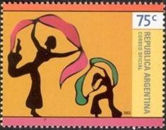 Sello: Marionette (Argentina) (Puppets) Mi:AR 2795,WAD:AR073.02