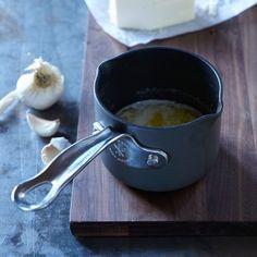 Williams-Sonoma Open Kitchen Hard-Anodized Butter Warmer #williamssonoma