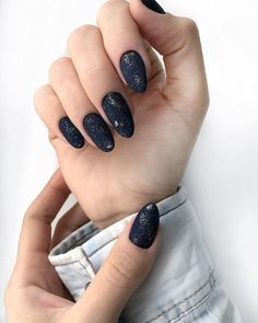If You Love To Wear Black, Then These 66 Stunning Black Nail Ideas Are For You - Related Cute Nail Art Ideas For Beautiful Nail Design Ideas You Should Try TodayTop 100 Trending Nail Art…