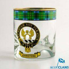 Clan Crest Tumbler